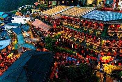 台湾の人気観光スポット