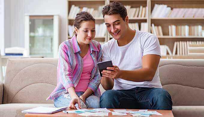 夫婦で支出を管理